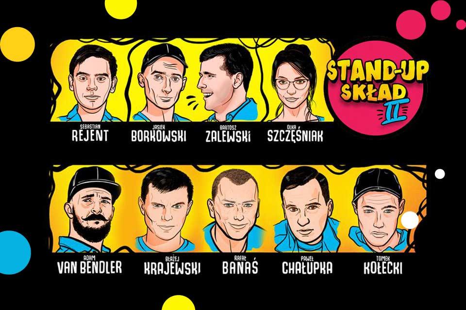 Stand-up Skład II