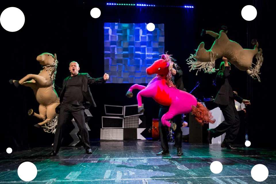 La La Lalki | spektakl