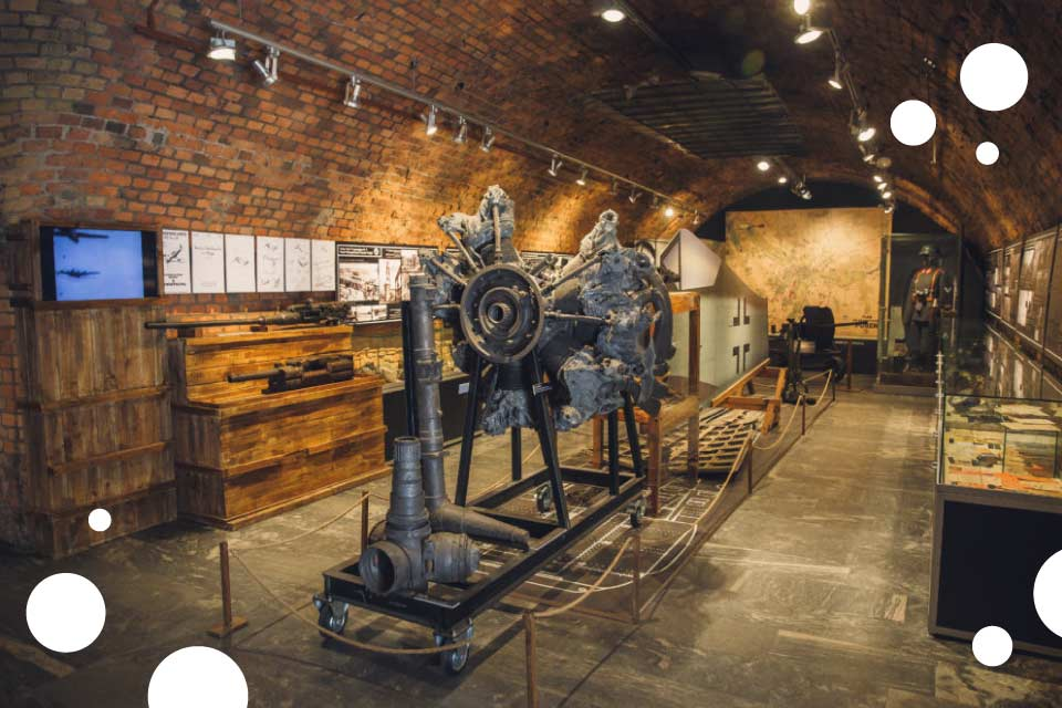 Noc Muzeów 2019 w Muzeum Uzbrojenia