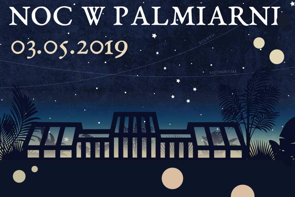 Noc w Palmiarni
