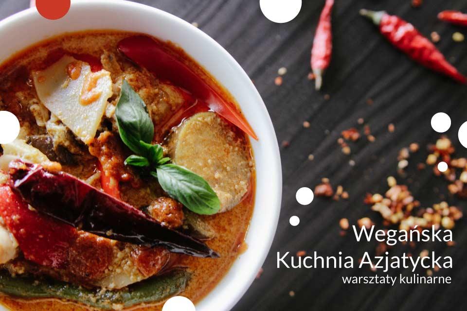 Wegańska Kuchnia Azjatycka | warsztaty kulinarne