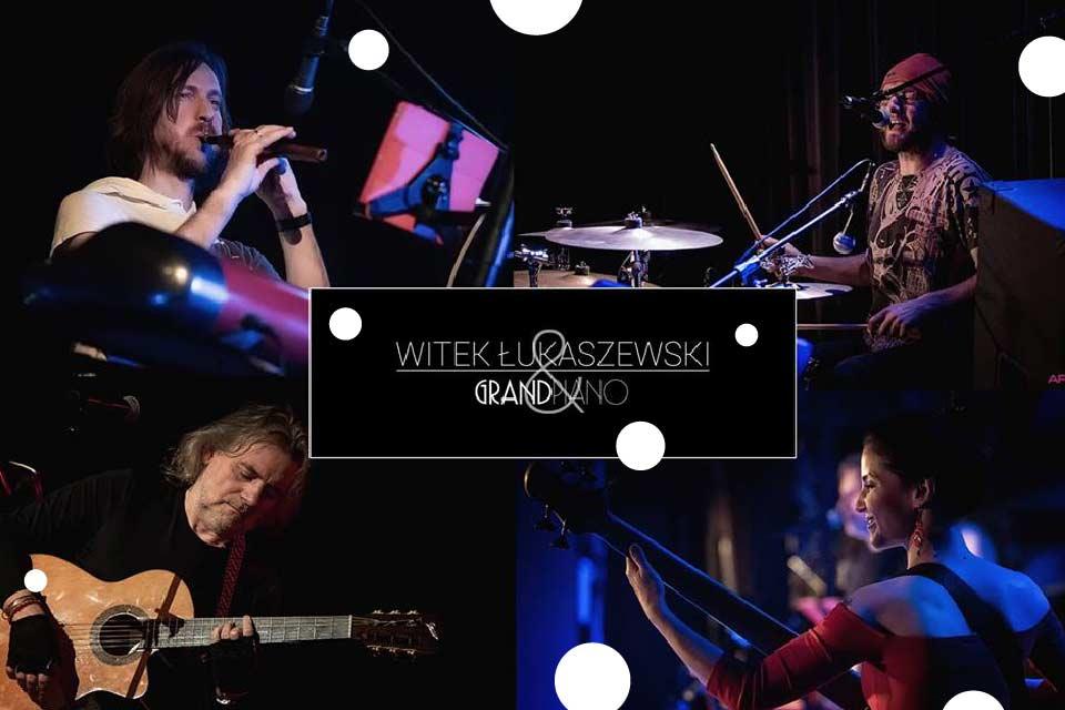 Witek Łukaszewski & GrandPiano | koncert