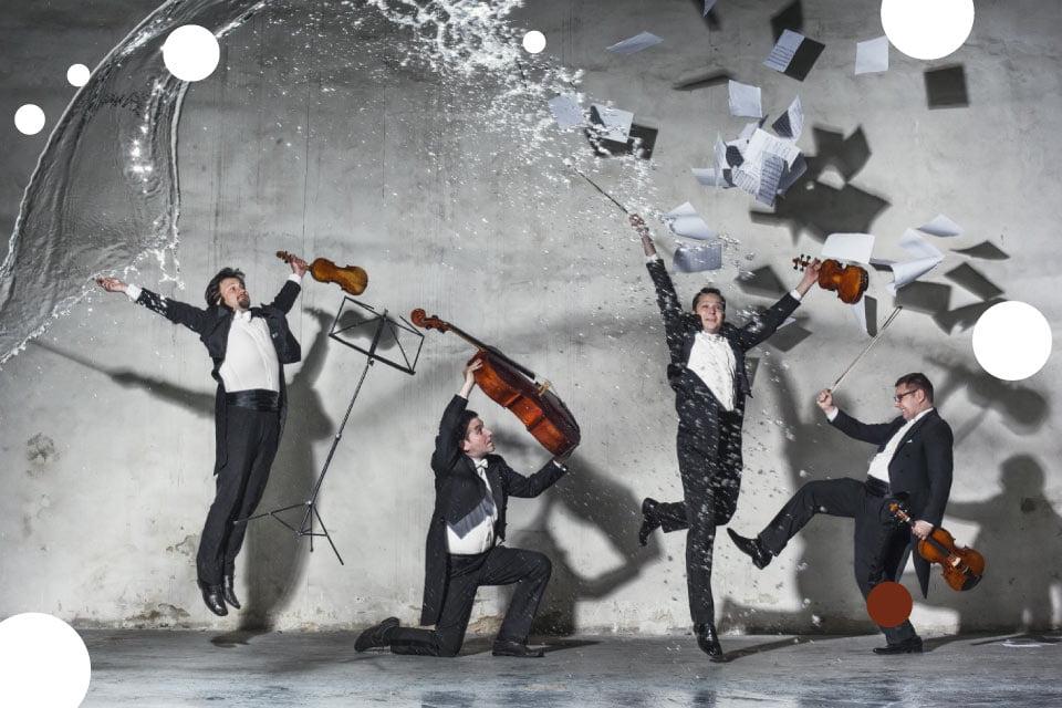Epoque Quartet   koncert