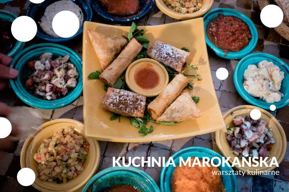 Kuchnia marokońska | warsztaty kulinarne