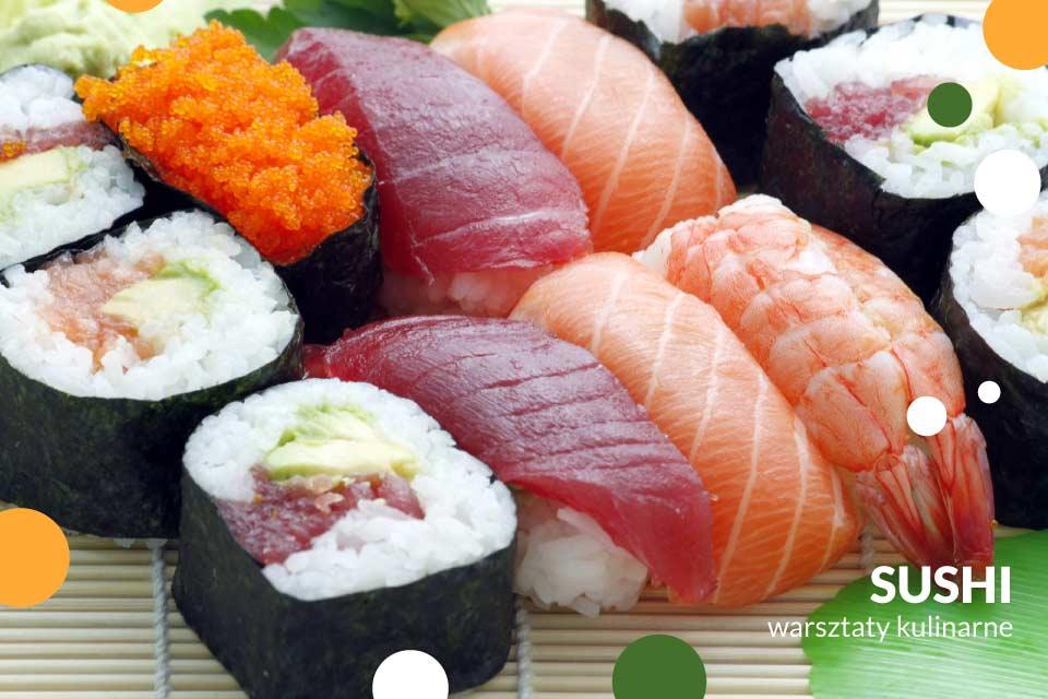 Sushi | warsztaty kulinarne
