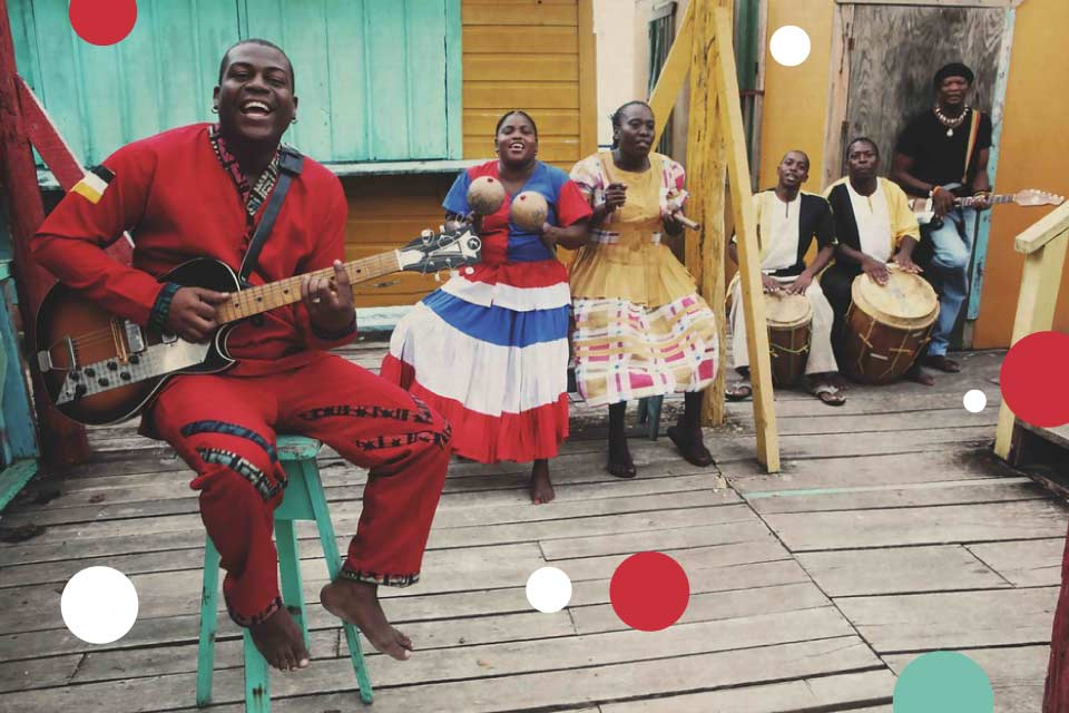 The Garifuna Collective | koncert