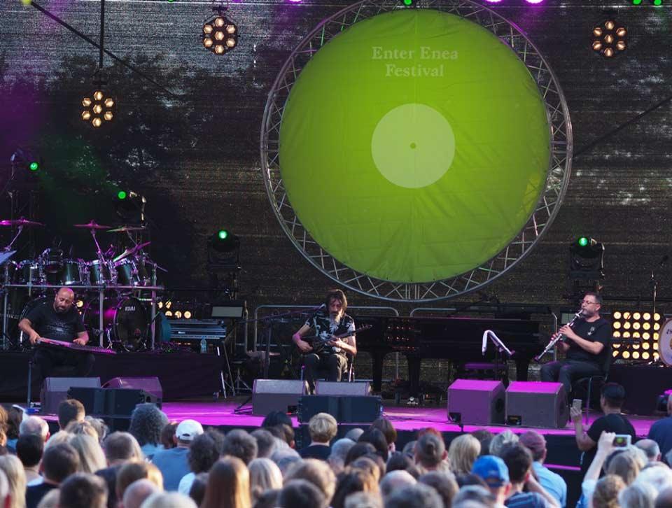 Taksim Trio na Enter Enea Festival 2019
