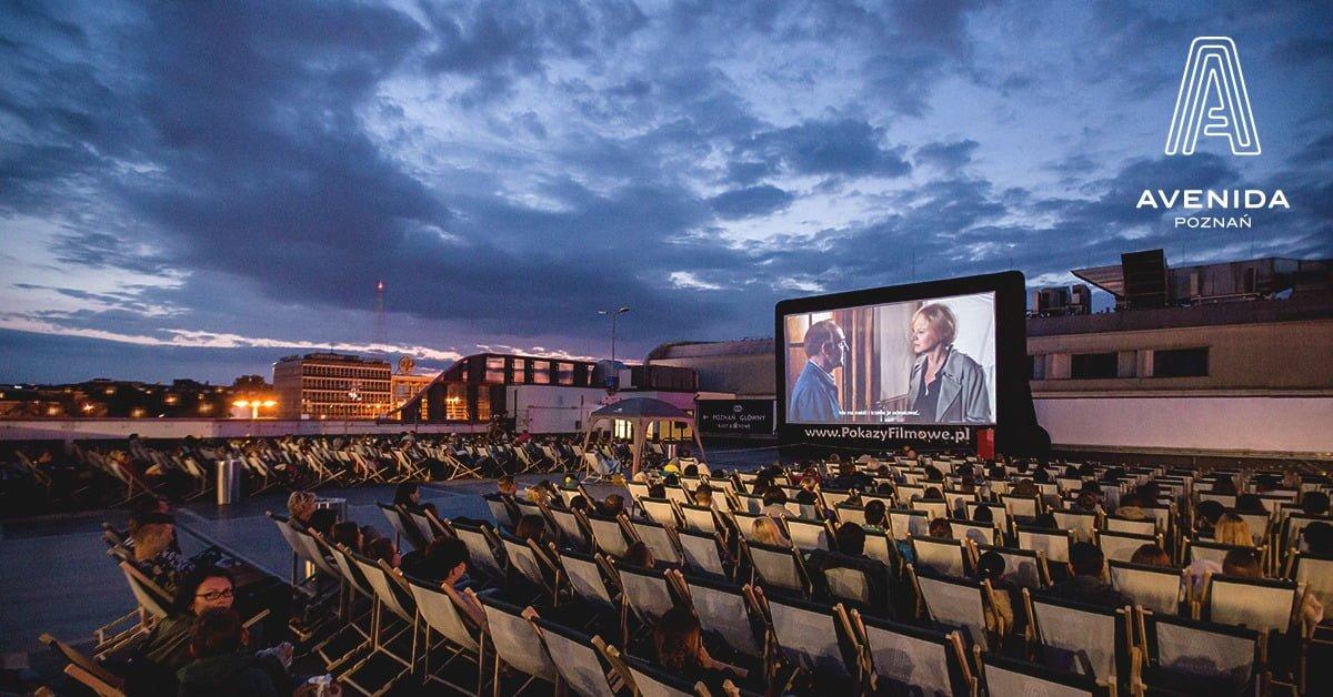 Kino plenerowe nad miastem - 2019