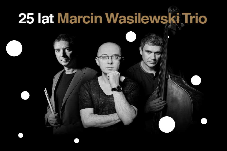 Marcin Wasilewski Trio | koncert