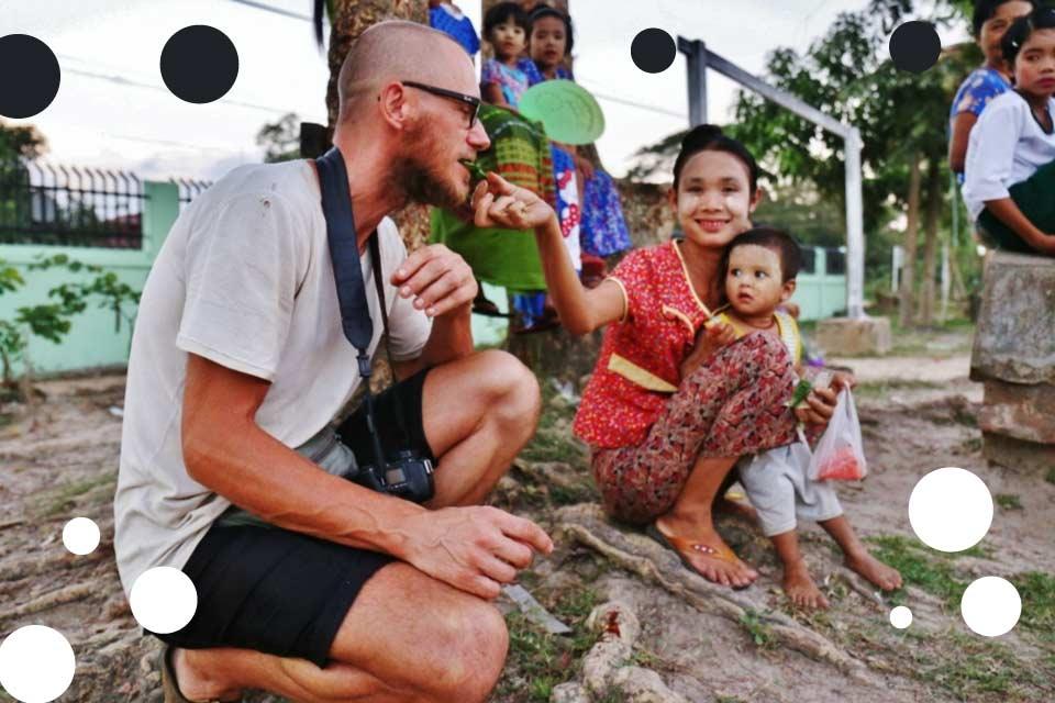 Rowerem po Birmie, Laosie i Kambodży | spotkanie