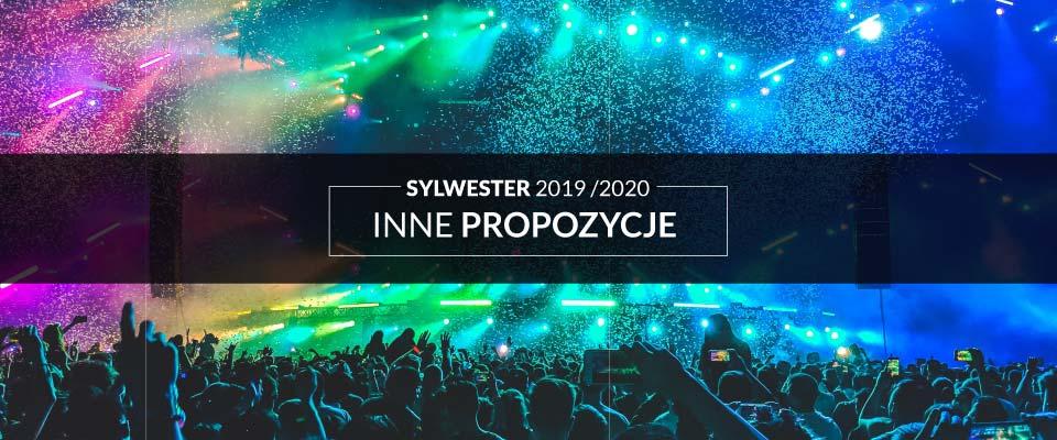 Sylwester w Poznaniu – inne propozycje