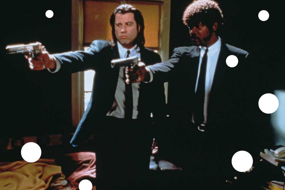 Pulp Fiction | 25-lecie premiery