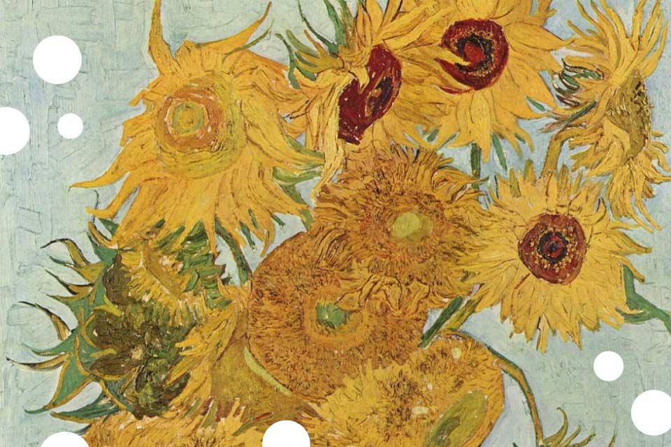 Vincent van gogh. nowy sposób widzenia