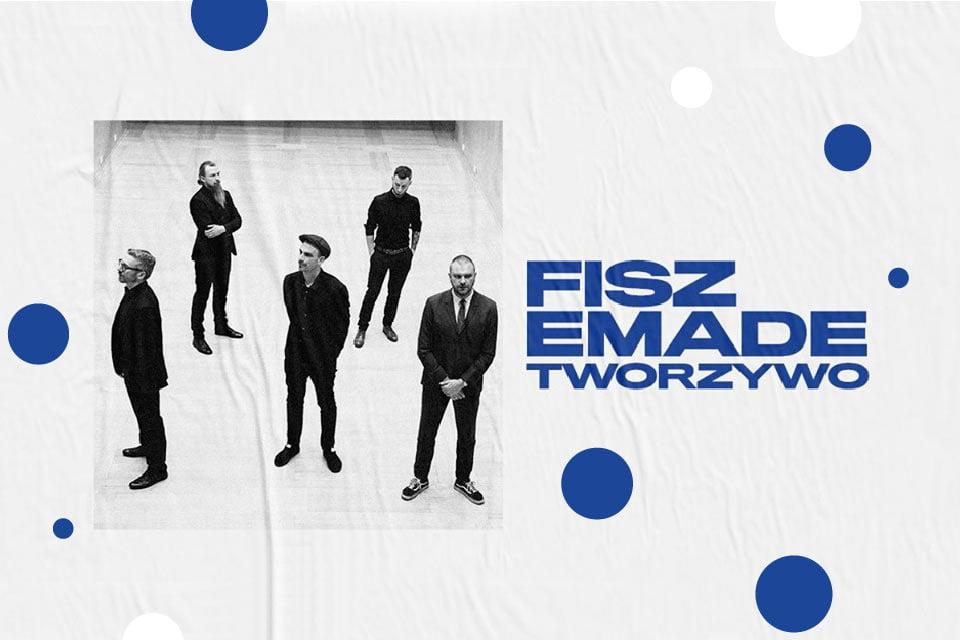 Fisz Emade Tworzywo | koncert – Letnie Brzmienia w Parku Starego Browaru