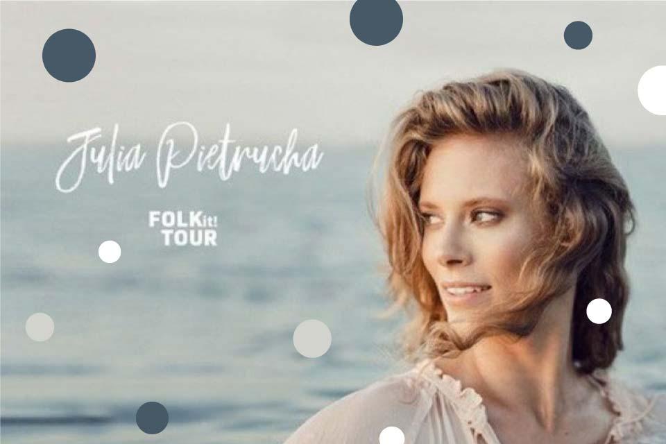 Julia Pietrucha | koncert (Poznań 2019)