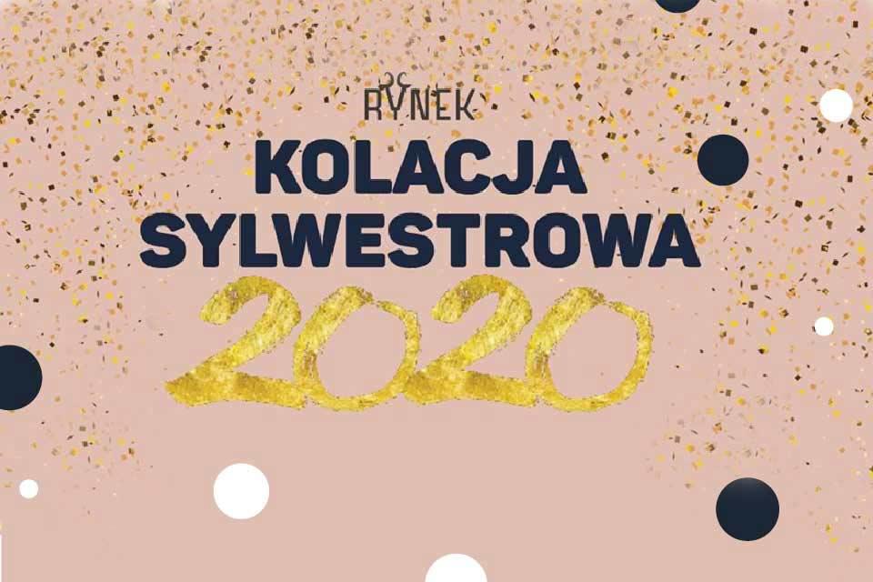 Sylwester w Restauracji Rynek | Sylwester 2019/2020 w Poznaniu
