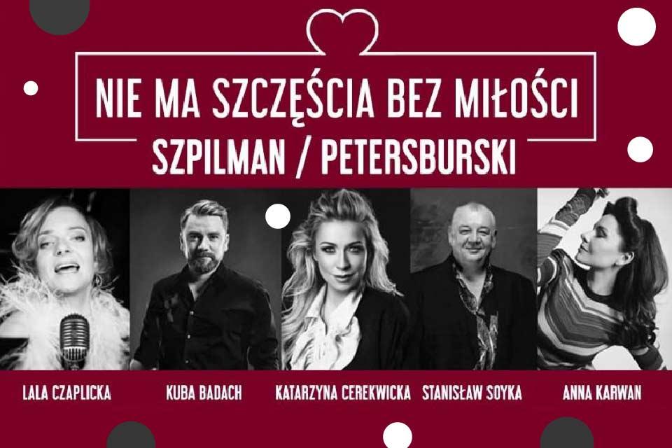Nie Ma Szczęścia Bez Miłości - Szpilman/Petersburg