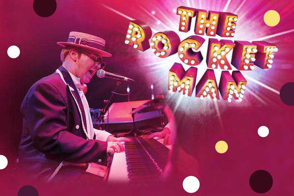 The Rocket Man, a tribute to Sir Elton John