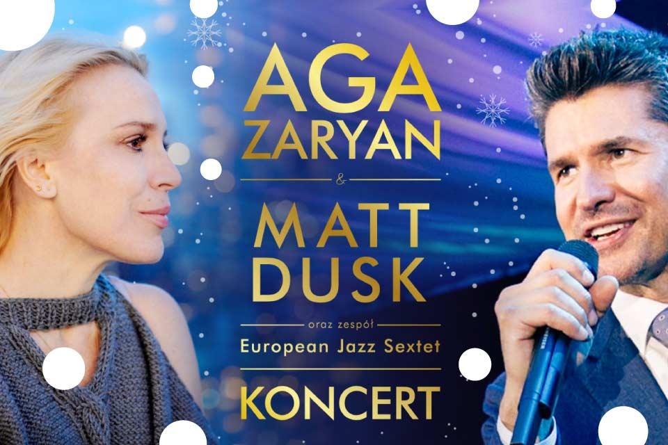 Christmas Songs - Aga Zaryan i Matt Dusk | koncert