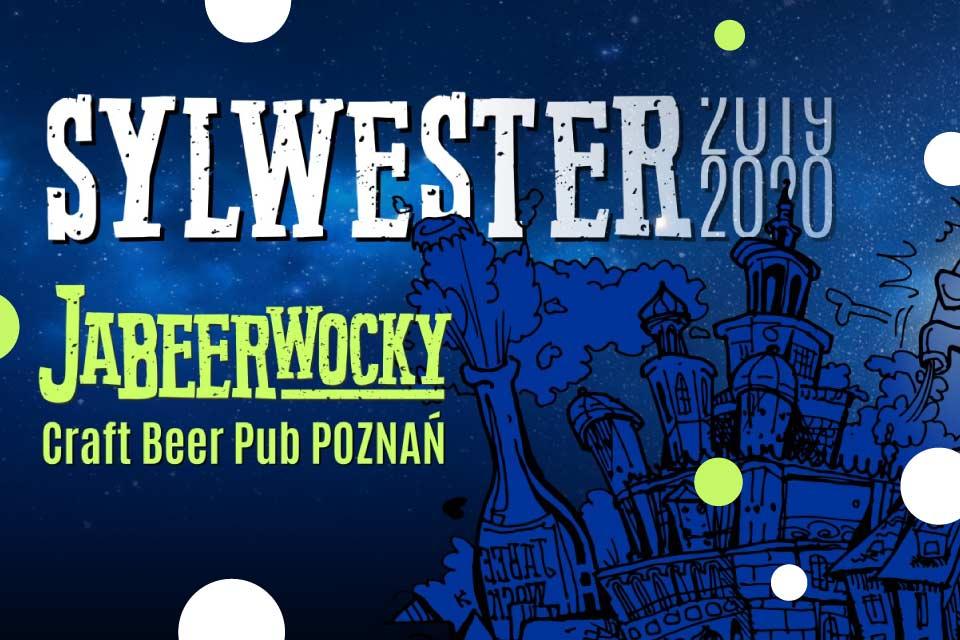 Sylwester w Jabeerwocky Poznań | Sylwester 2019/2020 w Poznaniu