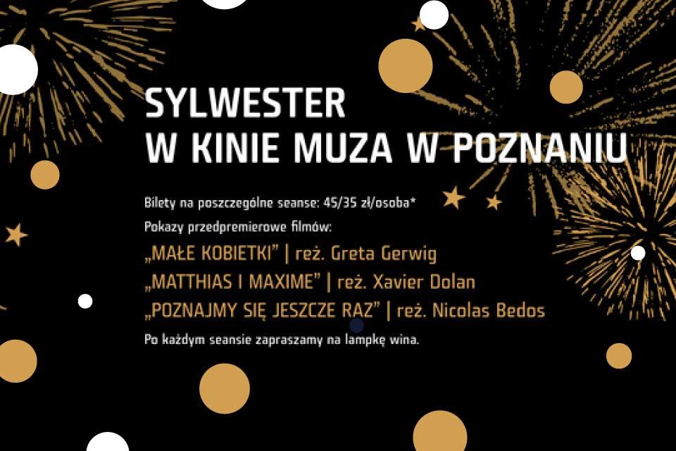 Sylwester w Kinie Muza | Sylwester 2019/2020 w Poznaniu