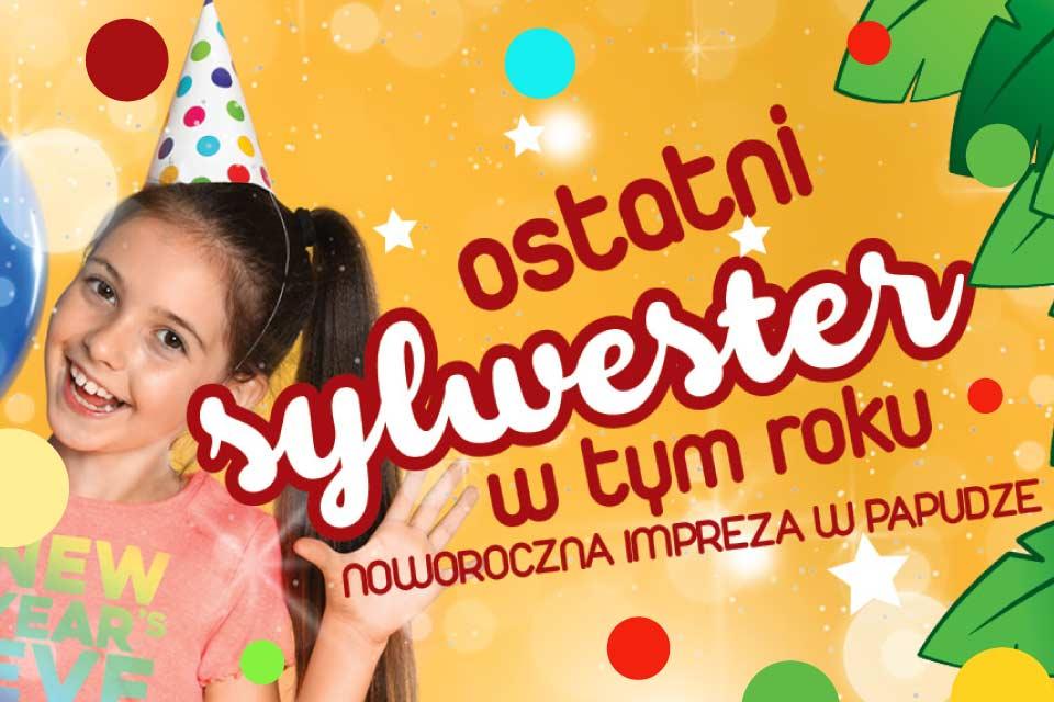 Sylwester w Papudze | Sylwester Poznań 2019/2020