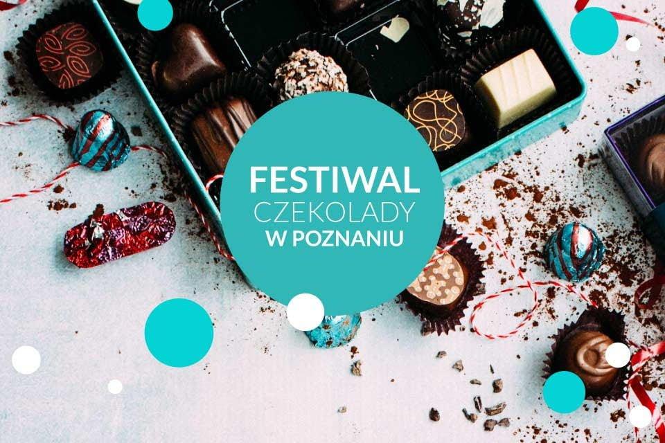 Festiwal Czekolady w Poznaniu