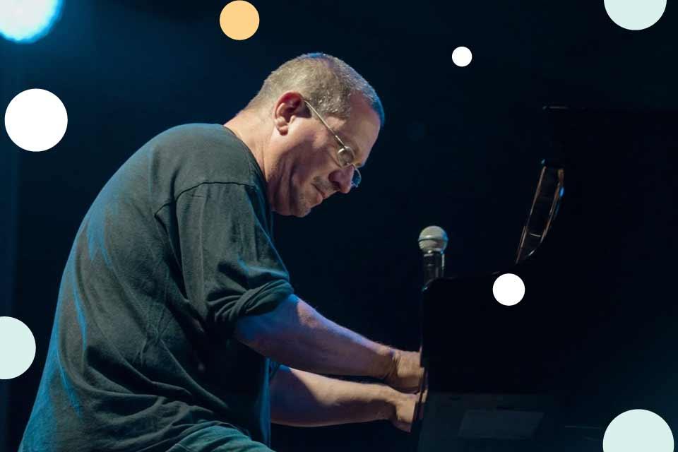 Chris Jarrett | koncert