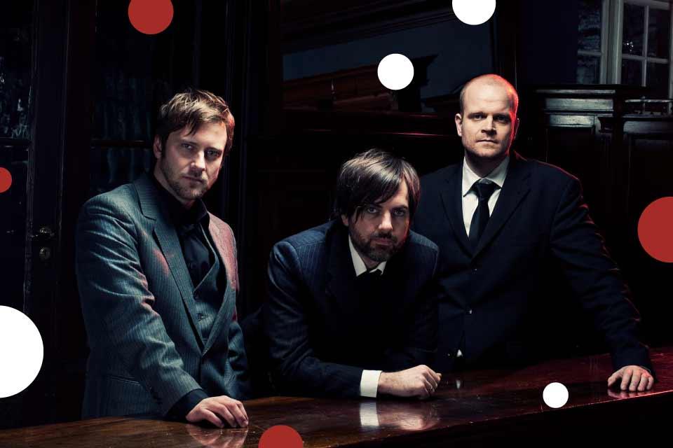 Espen Eriksen Trio | koncert