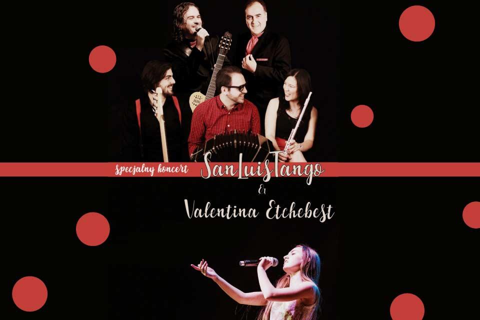 SanLuisTango i Valentina Etchebest | koncert