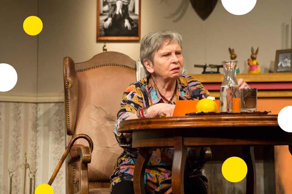 Co się właściwie stało z Betty Lemon? | spektakl