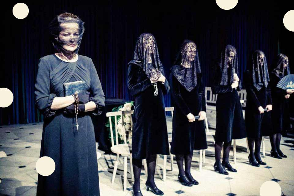 Dom Bernardy Alba | spektakl