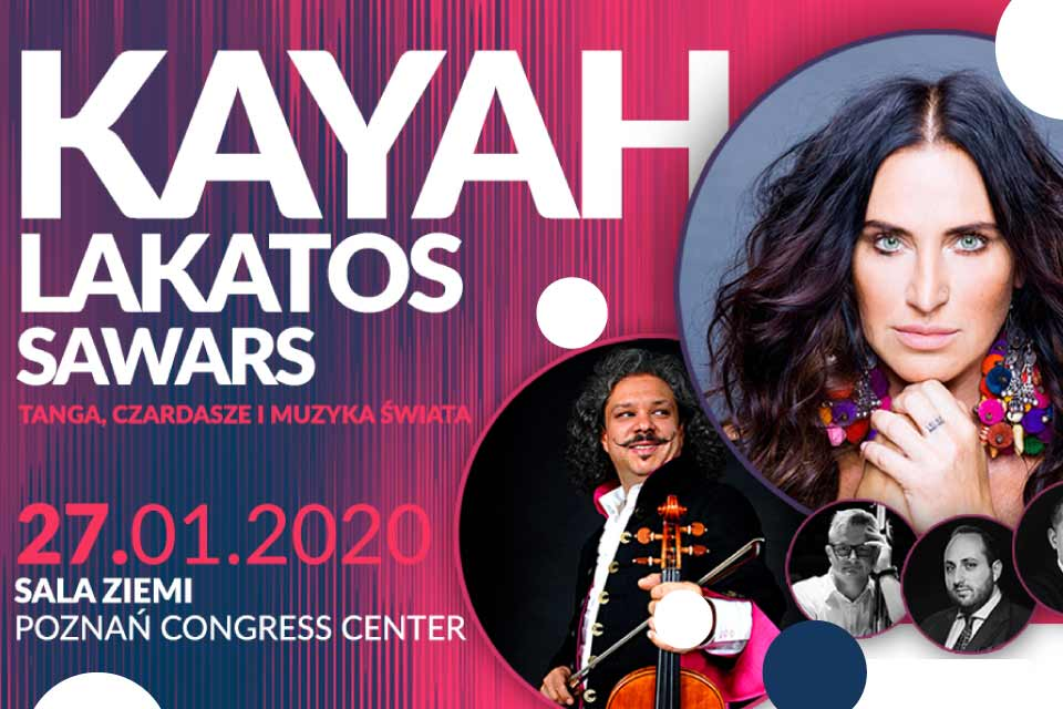 Kayah - Lakatos - Sawars | Tanga, Czardasze i Muzyka Świata