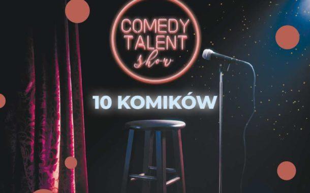 Komik - Comedy Talent Show - Poznań