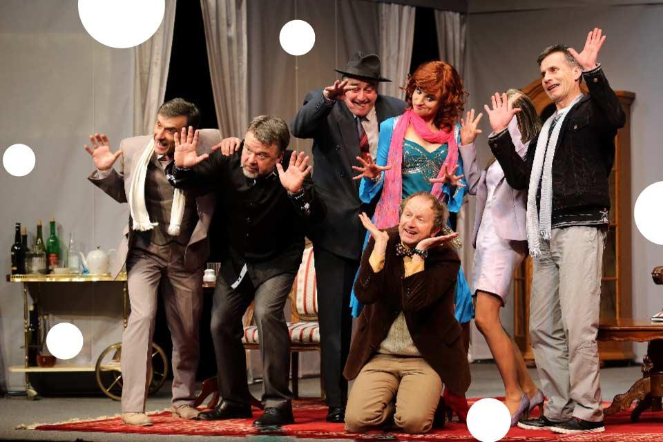 Kolacja dla głupca | spektakl WTW