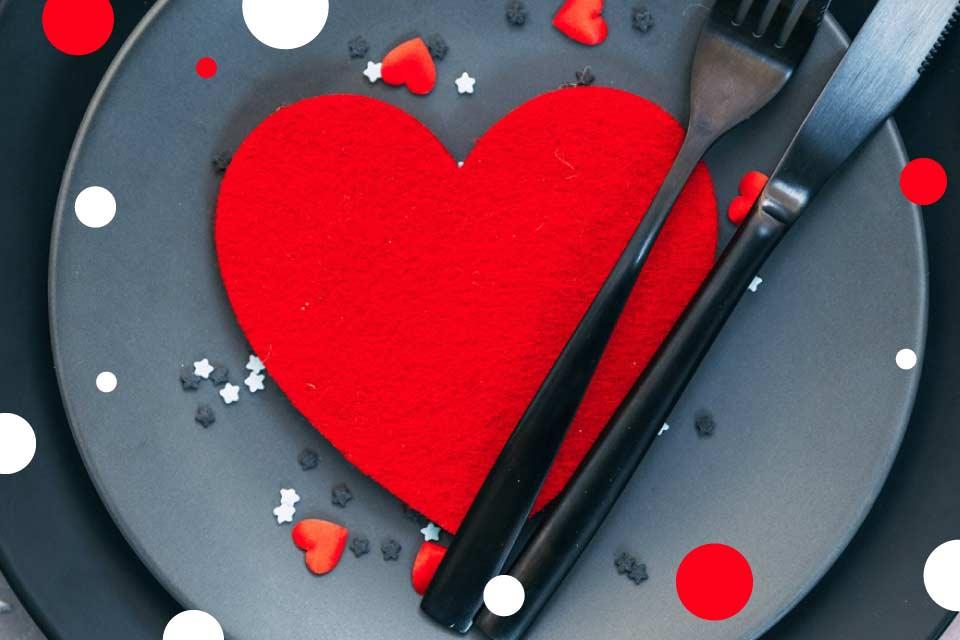 Walentynki w Restauracji Astra