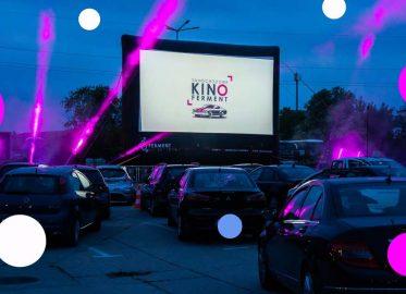 Kino samochodowe Ferment