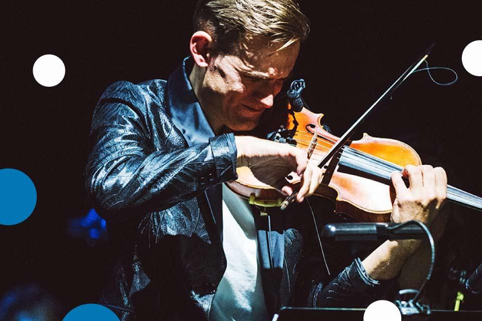 Stanisław Słowiński Visions   koncert