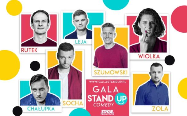 Gala Stand-up Comedy – Poznań