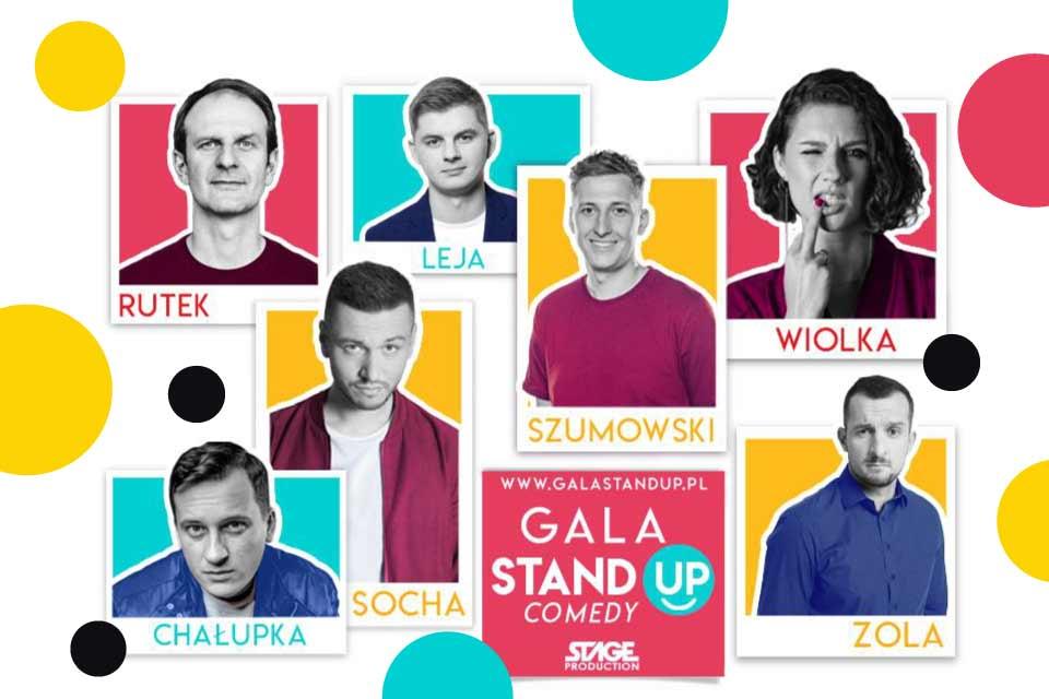 Gala Stand-up Comedy – Poznań