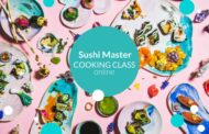 Zostań sushi masterem | cooking class online