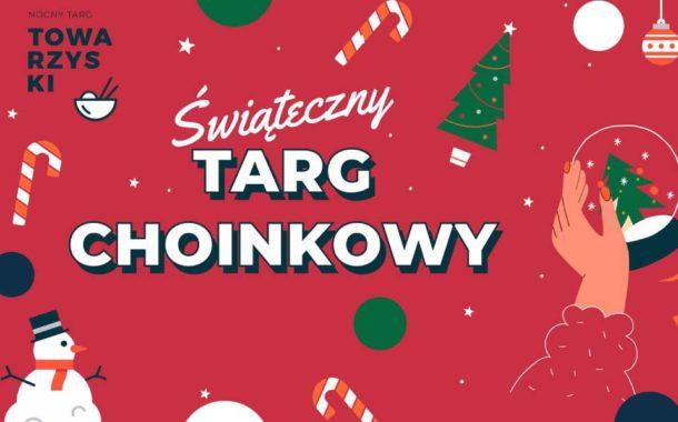 Świąteczny Targ Choinkowy