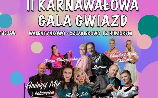 Szlagierowo i z Humorem | koncert Śląskich Gwiazd