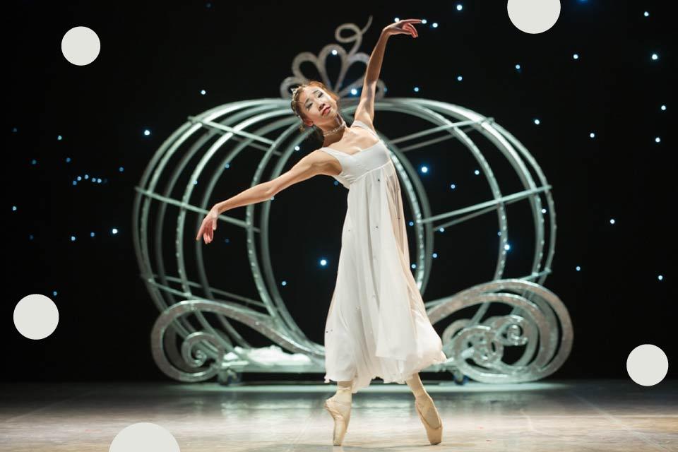 Kopciuszek   balet