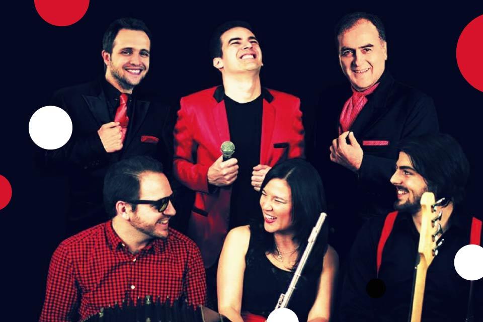 San Luis Tango   koncert