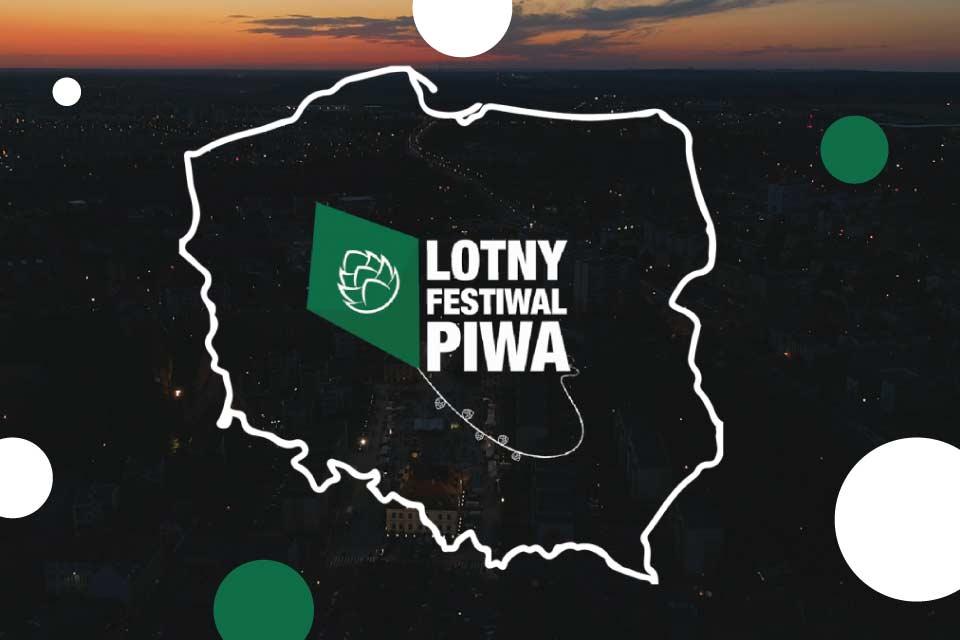 Lotny Festiwal Piwa w Poznaniu
