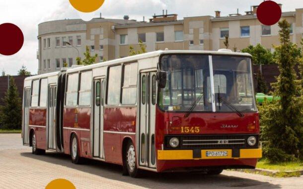 Historyczna autobusowa i tramwajowa Linia Turystyczna w Poznaniu