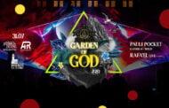 Garden of God - Pauli Pocket (KaterBlau)