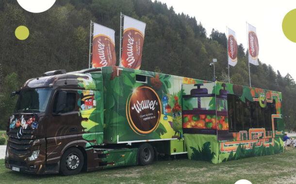 Wawel Truck w Poznaniu
