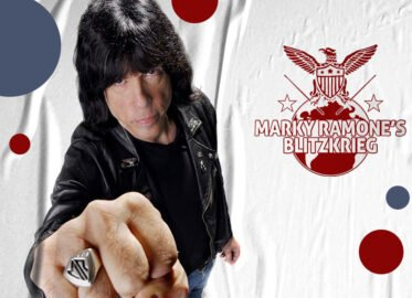 Marky Ramone's Blitzkrieg   koncert